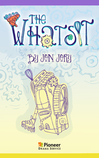 Cover for The Whatsit