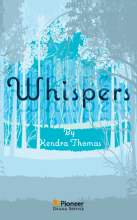 Cover for Whispers