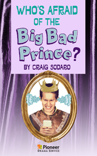 Cover for Who's Afraid of the Big Bad Prince?