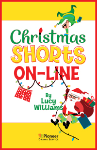 Cover for Christmas Shorts On-Line