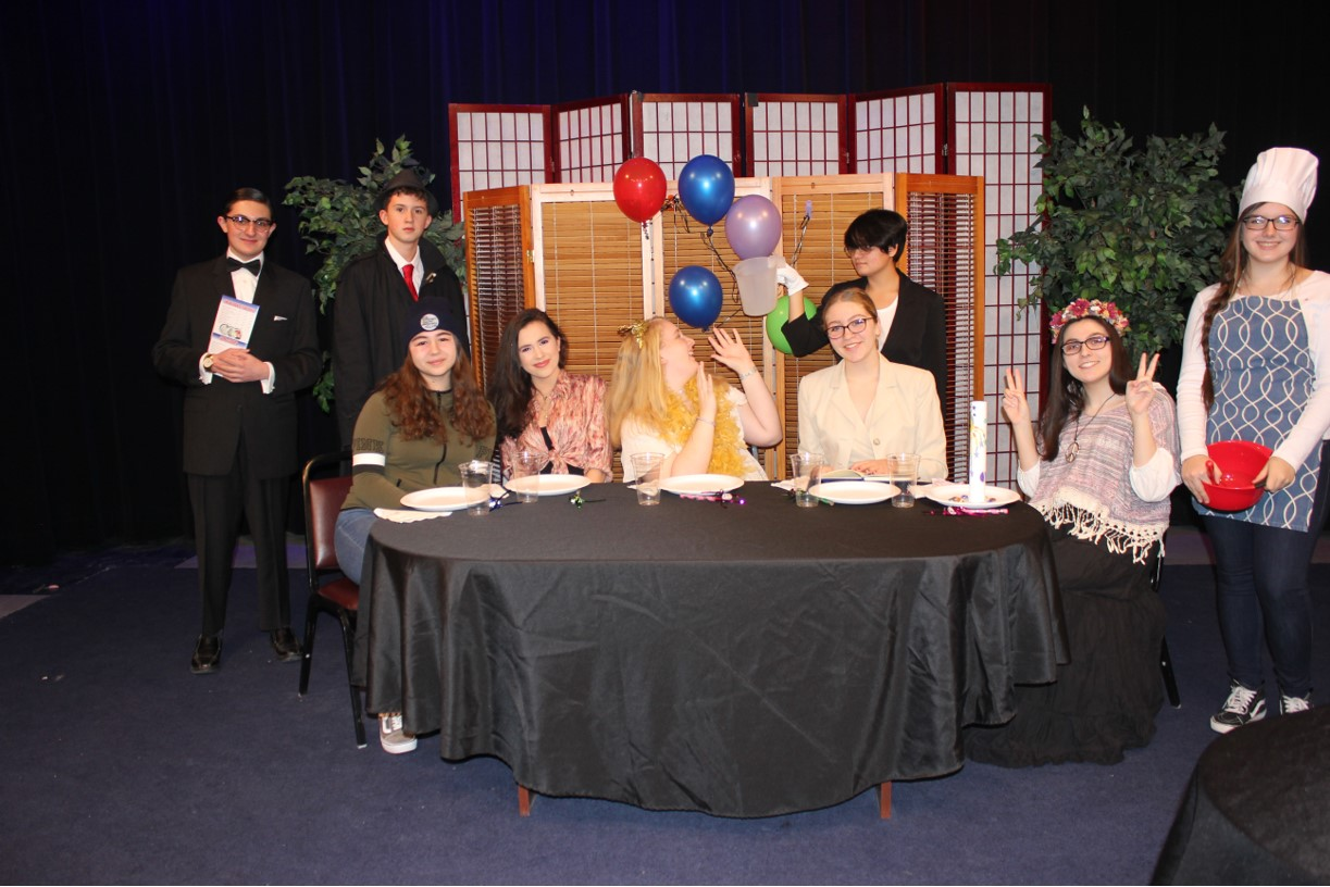 Comedy Audience Participation Murder Mystery Script For