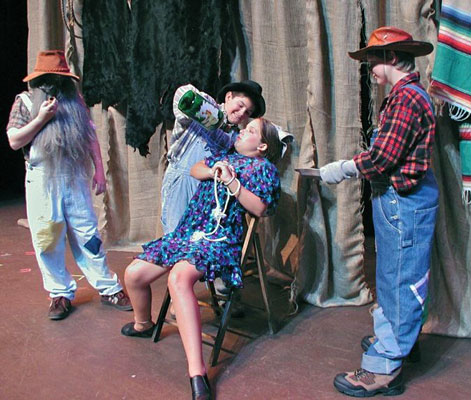 Hillbilly Hayride A Hillbilly Musical Comedy For Teenage