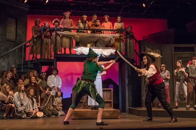 Peter Pan: A Musical Theatre Adaptation of Classic Story For