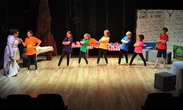 Princess Whatsername-Musical Theatre for schools