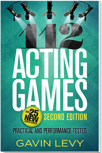 Cover for 112 Acting Games