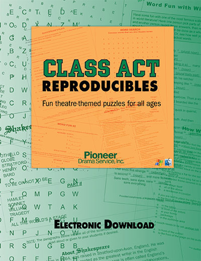 Cover for Class Act Reproducibles