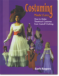 Cover for Costuming Made Easy
