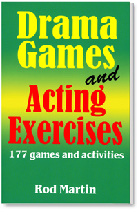Cover for Drama Games and Acting Exercises
