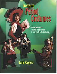 Cover for Instant Period Costumes