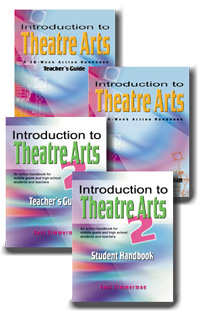 Cover for Introduction to Theatre Arts