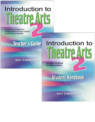 Cover for Introduction to Theatre Arts 2, 1st Ed.