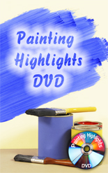 Cover for Painting Highlights DVD