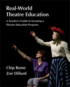 Cover for Real-World Theatre Education