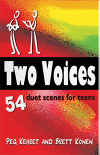 Cover for Two Voices