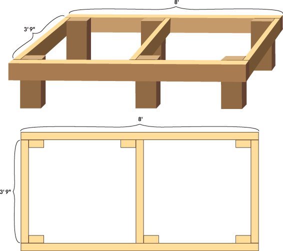 Diy Stage Platform Creative theatrical ideas: how to build a simple ...