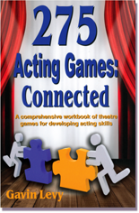 Cover for 275 Acting Games: Connected