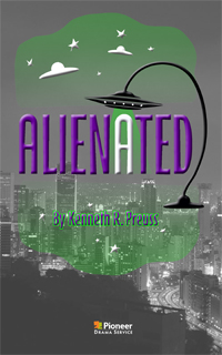 Cover for Alienated