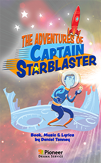 Cover for The Adventures of Captain Starblaster