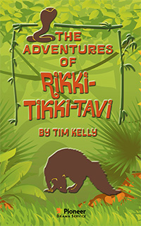 Cover for The Adventures of Rikki-Tikki-Tavi
