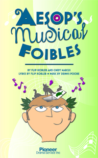 Cover for Aesop's Musical Foibles