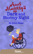 Cover for Aunt Maggity's Dark and Stormy Night