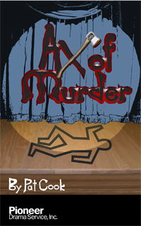 Cover for Ax of Murder