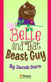 Cover for Belle and That Beast Guy