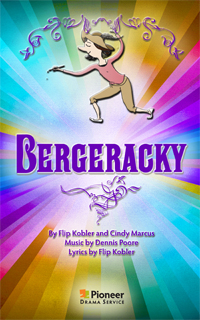 Cover for Bergeracky