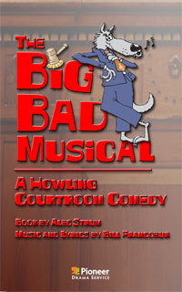 Cover for The Big Bad Musical