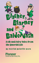 Cover for Blather, Blarney and Balderdash