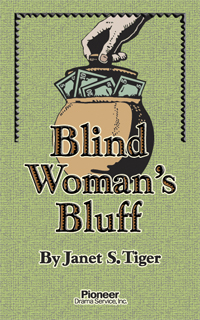 Cover for Blind Woman's Bluff