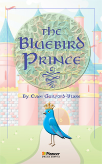 Cover for The Bluebird Prince