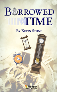 Cover for Borrowed Time