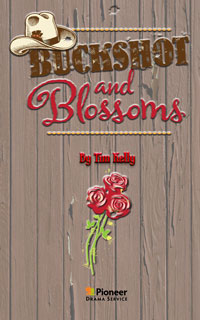 Cover for Buckshot and Blossoms