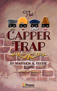 Cover for The Capper Trap