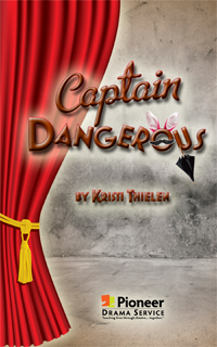 Cover for Captain Dangerous