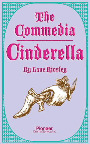Cover for The Commedia Cinderella