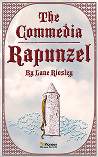 Cover for The Commedia Rapunzel