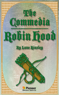 Cover for The Commedia Robin Hood