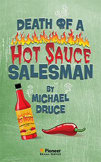 Cover for Death of a Hot Sauce Salesman