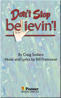 Cover for Don't Stop Believin'!