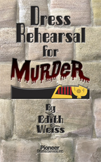 Cover for Dress Rehearsal for Murder
