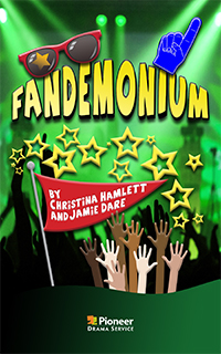 Cover for Fandemonium