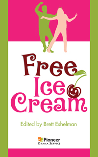 Cover for Free Ice Cream