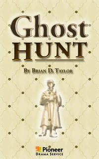 Cover for Ghost Hunt