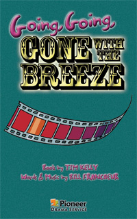 Cover for Going... Going... Gone with the Breeze