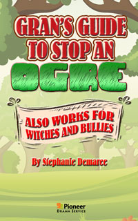 Cover for Gran's Guide to Stop an Ogre