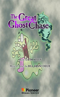 Cover for The Great Ghost Chase