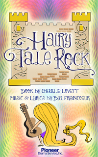 Cover for Hairy Tale Rock
