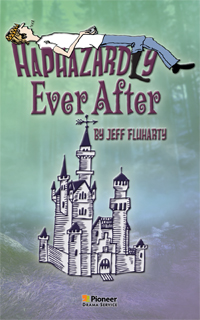 Cover for Haphazardly Ever After